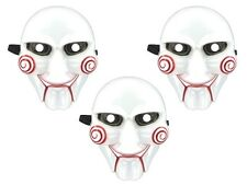 Lot de 3 Masque SAW horreur diable fantôme déguisement HALLOWEEN COSPLAY Mas-04