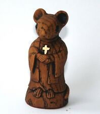 Church Mouse Vicar Collectable Ornament Cute Mice Gift Ornament
