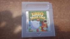 video gioco game nintendo boy advance gba kirby's dream land usa