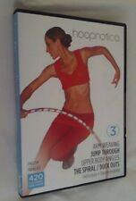HOOPNOTICA level 3 Intermediate HOOPDANCE Hula Dance Hoop Fitness Program DVD