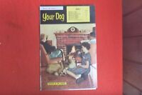YOUR DOG, AUST WOMAN'S DAY AUG 20 1956 SUPPLEMENT  FOLD OUT BOOKLET  8 PAGES