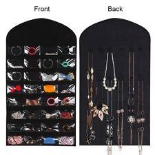 poches bijoux range sac suspendu stockage organisateur affichage présentoirs ME