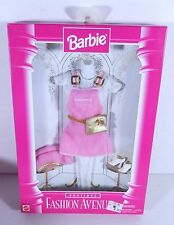 NEW BARBIE DOLL FASHIONS 1996 FASHION AVENUE BOUTIQUE PINK JUMPER 14980