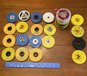 Lot of 24 Vintage 8mm Home Movies Holland Amsterdam