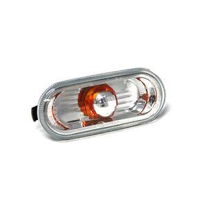 VW Blinkleuchte seitlich Leuchte glasklar Original Blinker Kotflügel 7E0949117
