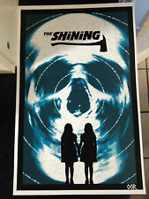 """The Shining 17""""x26"""" movie poster print"""