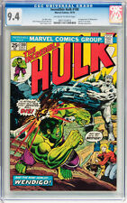 Hulk #180 CGC 9.4 1974 1st Wolverine Cameo! X-Men! Movie! C3 1 914 cm