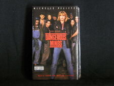 Dangerous Minds. Film Soundtrack. Cassette tape. 1995. Made In Australia
