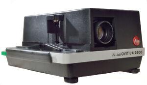 Leica Pradovit CA 2500 35mm READ  in superb condition.