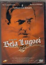 DVD NEUF BELA LUGOSI - THE CORPSE VANISHES + BOWERY AT MIDNIGHT