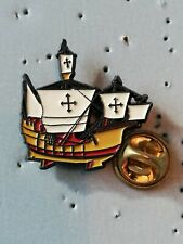 Pin's Pins bateau boat voilier One Top Madrid