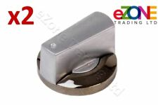 2x Control Knob fits ARCHWAY Charcoal Grill Shaft 8mm Heavy Duty Construction