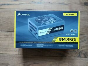 Corsair RM850i 850 Watt PSU Gold Certified Fully Modular Gaming PC