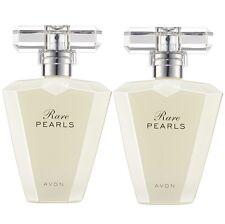 LOT de 2 EAU de Parfum RARE PEARLS en vapo de chez AVON neuf