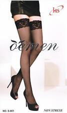 Calze autoreggenti a rete donna con pizzo nero intimo donna lingerie donna
