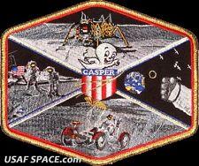 "Apollo 16 Spirit Commemorative 6"" Tim Gagnon ORIGINAL AB Emblem NASA SPACE PATCH"