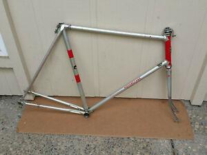 63cm Motobecane Grand Jubilee Road Bike Frame Reynolds 531 Stronglight