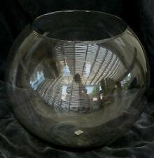 Nice NEW, NEVER USED Glass Sphere Vase, LARGER SIZE, VERY NICE