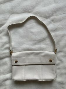 DKNY Small White Bag. Authentic.