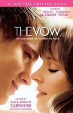 The Vow book The True Events That Inspired the Movie by Kim & Krikitt Carpenter