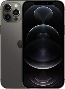 Apple iPhone 12 Pro Max 5G, Grafite, Nano SIM+eSIM, 512GB 6GB Garanzia Ufficiale