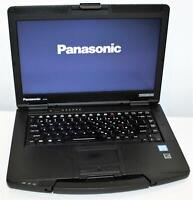 "14"" WXGA Panasonic ToughBook CF-54 MK2 Core i7 2.6GHz 16GB 256GB SSD WiFi BT LoH"