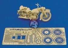 Royal Model 1/35 German Motorcycle DKW NZ 350 Update Set (for Tamiya 35241) 257