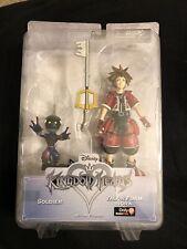 Kingdom Hearts Diamond Select Valor Form Sora & Soldier Gamestop Exclusive New