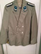 East German AIR FORCE Officers Parade Dress Uniform Jacket