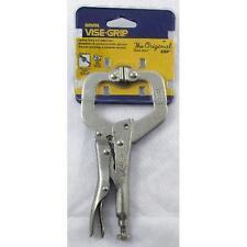 """VISE-GRIP 6"""" LOCKING C-CLAMP Irwin Tools"""
