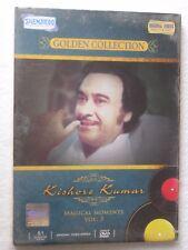 Kishore Kumar Magical Moments-3 Video Songs DVD India Bollywood