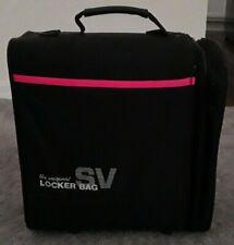 OGIO The Original Locker Bag SV Sports Travel Gym Bag Black/Pink
