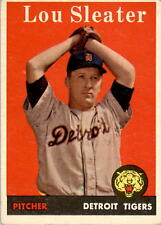 1958 Topps 46A Lou Sleater VG-EX #D380710