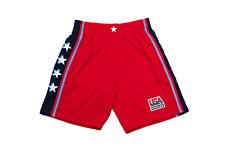 Mitchell Ness USA ATLANTA 1996 Olympics GAMES Barkley SHAQ HILL SWINGMAN SHORTS
