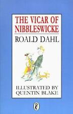 The Vicar of Nibbleswicke by Roald Dahl FREE SHIPPING paperback children's  book