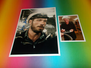 Juergen Prochnow the boat signed autograph Autogramm 8x11 photo in person