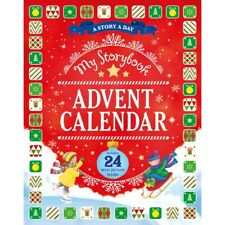 My Storybook Advent Calendar (Book Collection), Books, Brand New