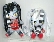 Monster High Werecat Twin Sisters Plush Meowlody Purrsephone Mattel