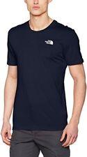 The North Face Simple Dome T-shirt de Sport Homme Bleu FR L (taille Fabrica...