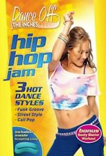 DANCE OFF THE INCHES HIP HOP JAM JENNIFER GALARDI DVD NEW SEALED DANCING WORKOUT