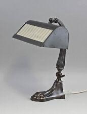 8368028 Schreibtischlampe / Klavierlampe um 1920