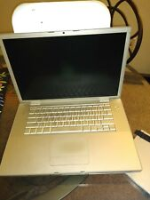 "Apple MacBook Pro 15"" model A1226 not working for parts only"