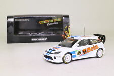 Minichamps; Ford Focus WRC; 2007 Monza Rally 1st, V Rossi; Excellent Boxed