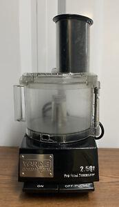 Waring Commercial 2.5Qt Professional Food Processor
