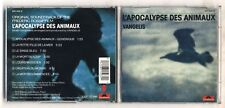 Cd VANGELIS L'apocalypse des animaux – Polydor 1 ed 1973 Colonna sonora OST
