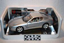 FERRARI 456 GT 1992 BBURAGO 1:18 gris