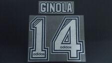 GINOLA #14 Newcastle United Home 95-97 Name Set