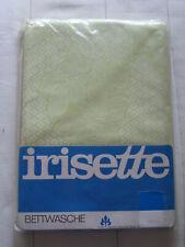 🌻 Irisette Bettwäsche Garnitur Helena 80x80 135x200  *Neu mit Etikett* Retro🌻
