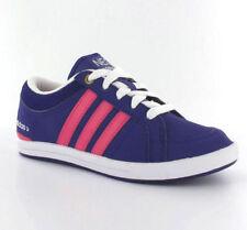 Chaussures violets adidas pour fille de 2 à 16 ans