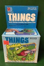 """1986 T.H.I.N.G.S. """"Grabbit"""" NIB By MB No.4737"""